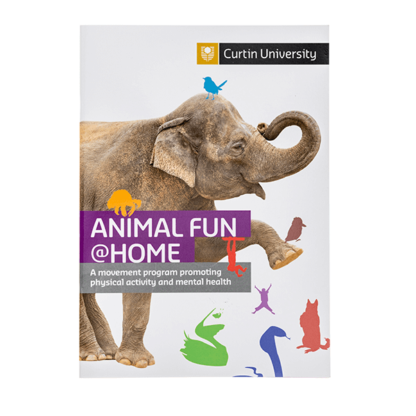 Animal Fun at Home Manual